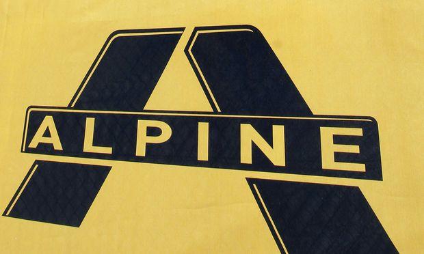 Baukonzern Alpine verhandelt Banken