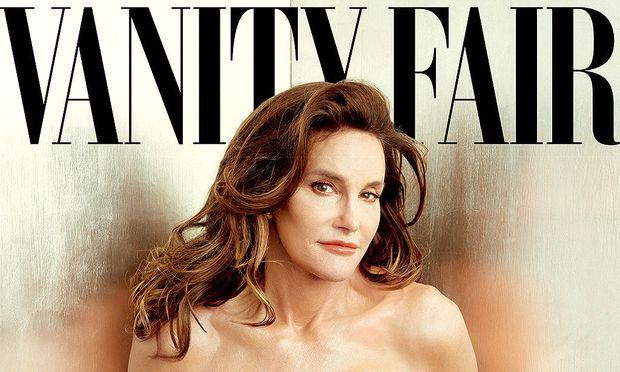 Bruce Jenner als Frau auf \