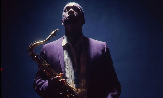 """Elation – elegance – exaltation"": John Coltrane (1926–1967)."