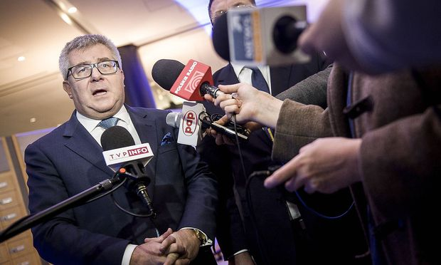 Vizepräsident des EU-Parlaments abgesetzt