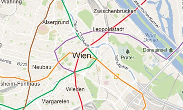 Google Maps Staedte oeffiInfos
