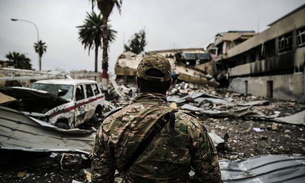 Irak: USA bestätigen 100 tote Zivilisten bei Angriff