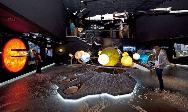 Unterhaltung und Lehrreiches, nicht nur für Kinder, im Salzburger Haus der Natur – einem der größten Naturkundemuseen in Österreich.