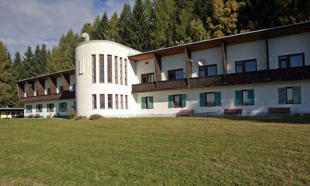 Flüchtlingsheim Saualm