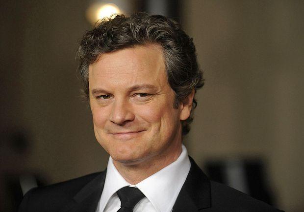 Colin Firth Schwiegermutter Traum Und Englischer König Diepressecom