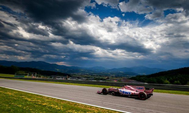 Motorsports FIA Formula One World Championship WM Weltmeisterschaft 2017 Grand Prix of Austria 11