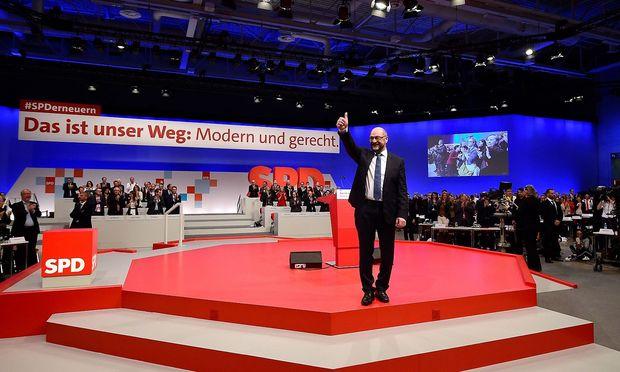 SPD-Parteispitze für Gespräche mit Union