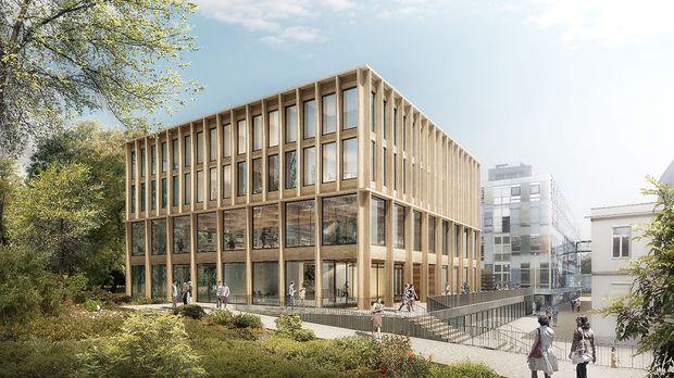 SWAP und DELTA Architekten und Ingenieure gewinnen Wettbewerb