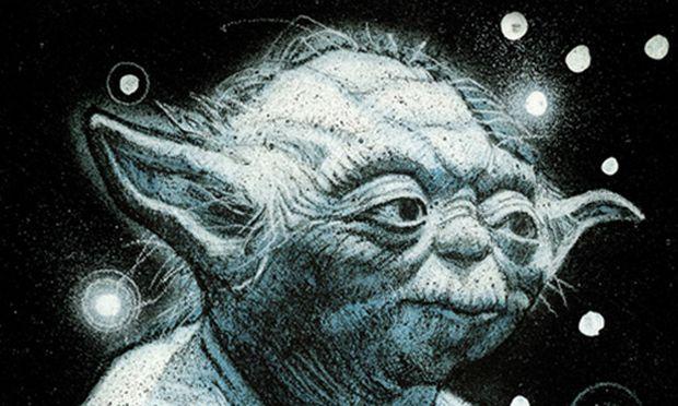 Grammatik Yoda gelernt hast
