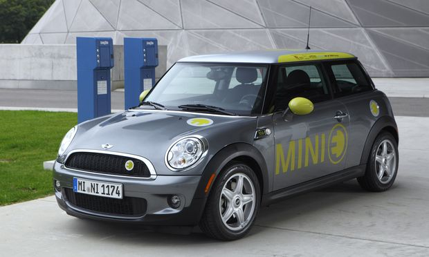 BMW wird neuen Elektro-Mini in China bauen.