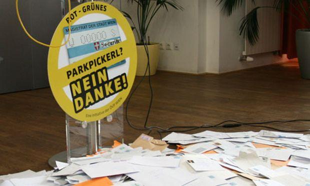 Parkpickerl oeVP schafft Limit