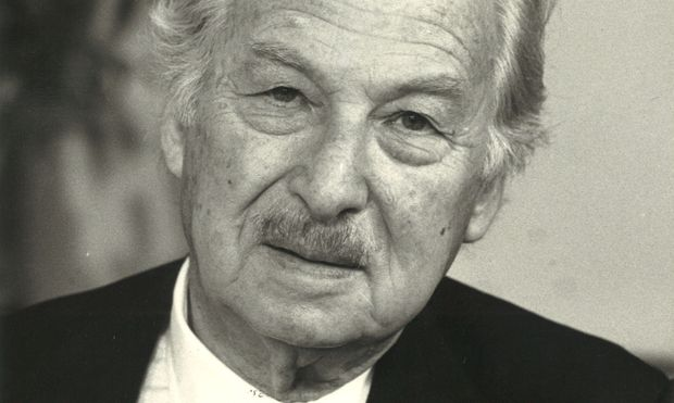 Psychiater, Autor und Aggressionsforscher: Friedrich Hacker.