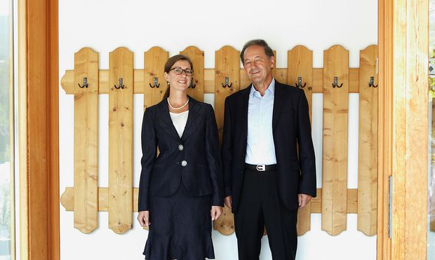 Sonja und Norbert Zimmermann