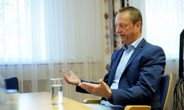 Johann Tschürtz will Facebook überwachen lassen. (Archivbild)