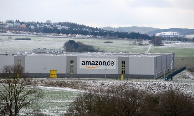 GERMANY AMAZON EMPLOYEES