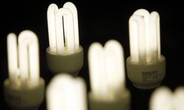 Symbolbild Energiesparlampe