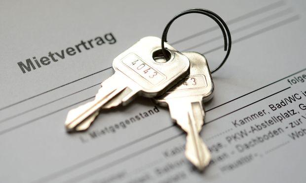 Symbolbild: Mietvertrag