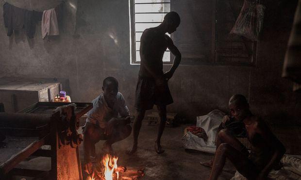 Trotz des Öls prägt Armut das Leben der Menschen im Nigerdelta.