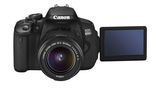CanonKamera 650D kann Hautreaktion