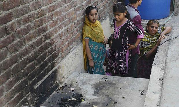Mädchen aus msulim getötet