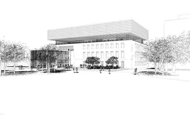 Aktuelle Visualisierung Wien Museum