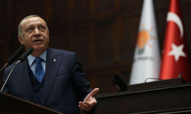 """""""Kenne deine Grenzen"""", drohte Erdogan."""