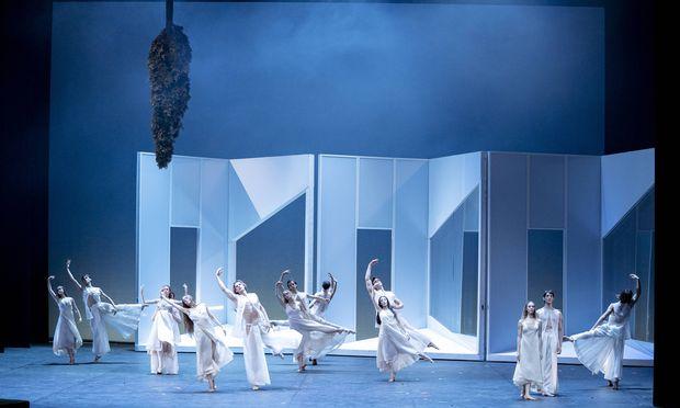 Zu den Höhepunkten des Festivals zählen heuer ein Gastspiel von John Neumeiers Hamburger Balletttruppe (Archivbild Jänner 2019).