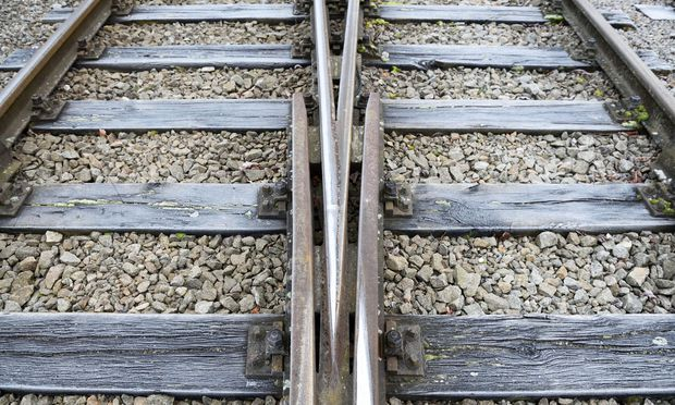Themenbild: Bahntrasse / Bild: (c) Die Presse (Clemens Fabry)