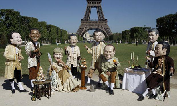 G8-Gipfel in Frankreich beginnt