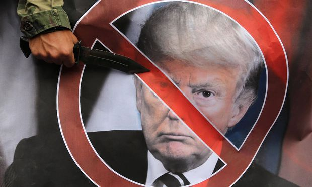 Palästinenser wollen sich von Trump nicht