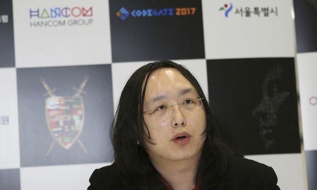 """Die Cyberministerin Taiwans, Audrey Tang, möchte die Digitalisierung dazu nützen, den Staat """"radikal transparent"""" für die Bürger zu machen."""