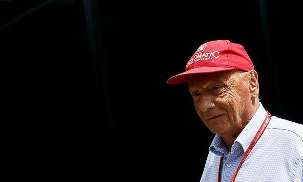 Der 69-jährige Niki Lauda befindet sich derzeit auf Reha.