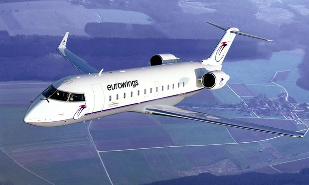 Eurowings wird Airline of the year 2001