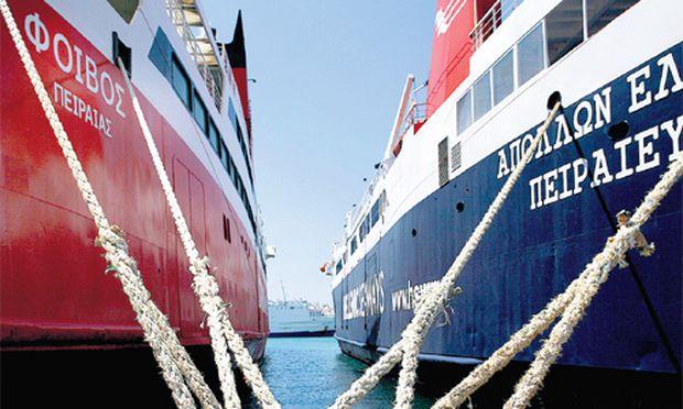 Reiche Reeder Athen Boden