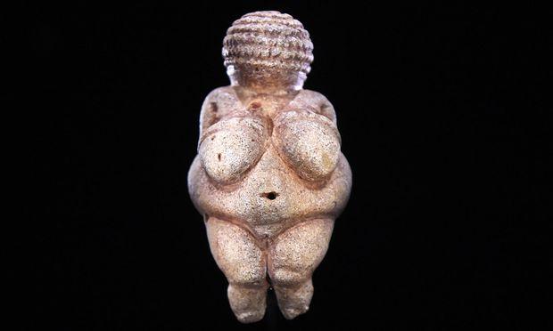 Archivbild: Die Venus von Willendorf im Naturhistorischen Museum