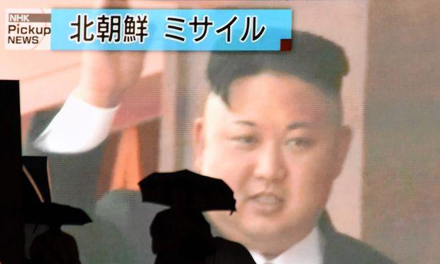 Südkorea und Japan melden | Nordkorea feuert erneut Rakete ab