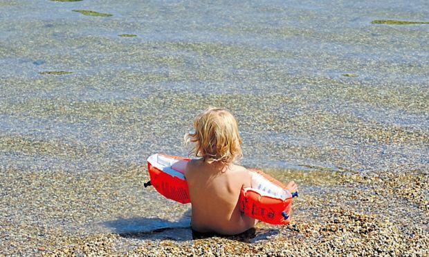 Natur- und Strandbäder sollen nicht von Schließungen betroffen sein: Sie sind günstiger zu betreiben und touristisch wichtig.