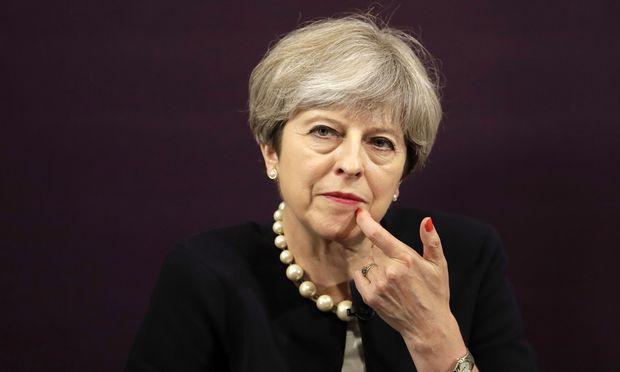 Premierministerin Theresa May lässt keine Kompromissbereitschaft erkennen.