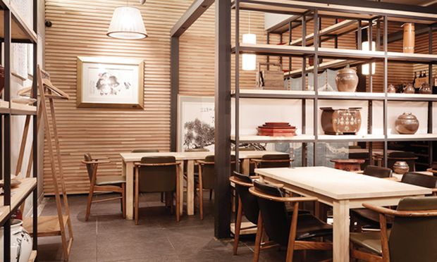 Hotspot. Das Mingles gilt derzeit auch international als Seouls führendes Lokal.