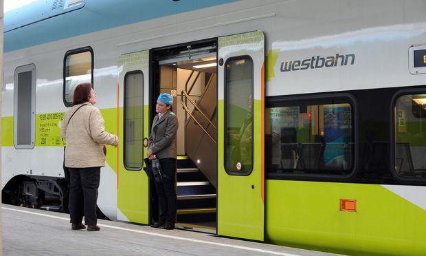 Regionalverkehr für Westbahn nicht möglich