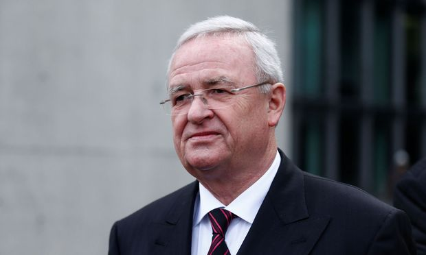 Ex-VW-Chef Martin Winterkorn