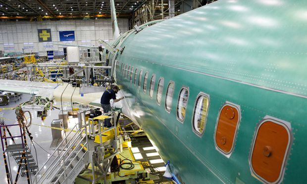 Boeing´s New No-Drama 737 Jetliner Is Ready For Its Public Debut