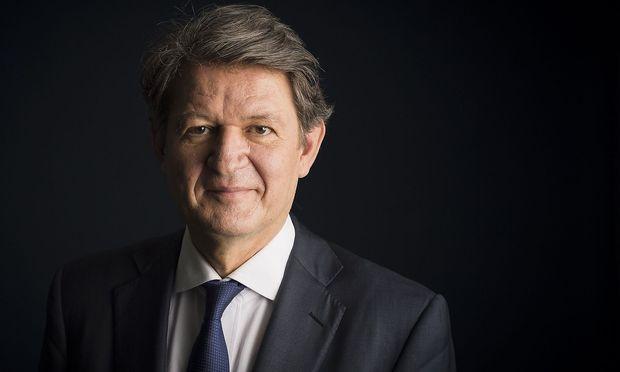 """Noch-""""Kurier""""-Herausgeber Helmut Brandstetter"""