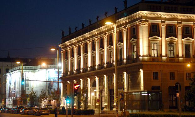 Themenbild: Wiener Musikverein