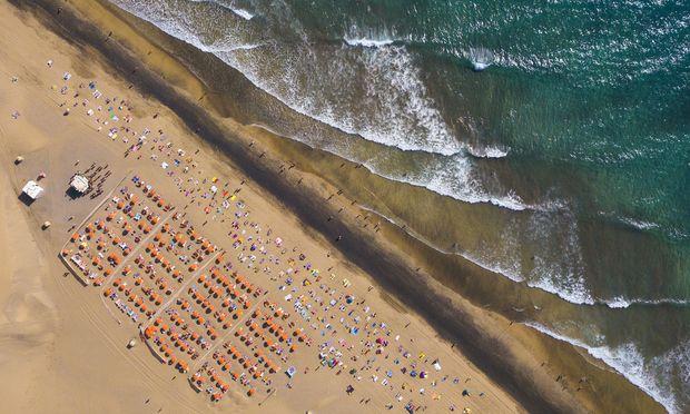 Weniger Deutsche reisen nach Spanien. Aber immer noch über elf Millionen.