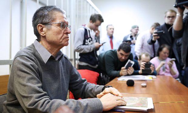 Schuldspruch gegen russischen Ex-Wirtschaftsminister