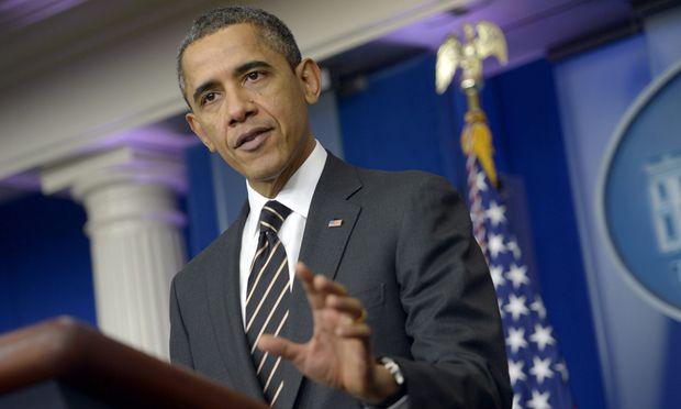 Obama koennte kleines Haushaltspaket