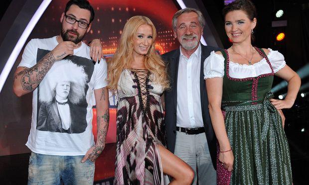 grosse Chance FernsehOpa Gentleman