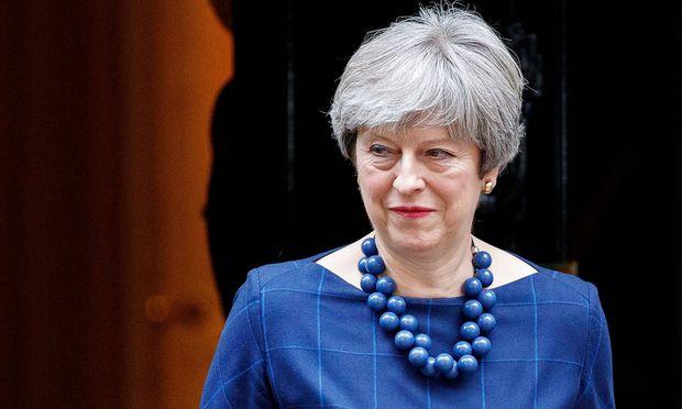 Brüssel erhöht den Druck auf Theresa May.