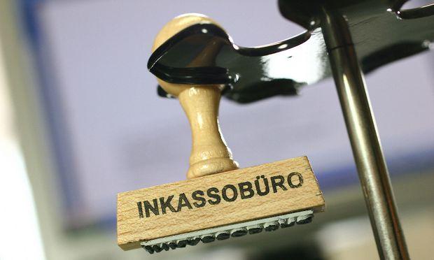 Stempel Inkassobuero